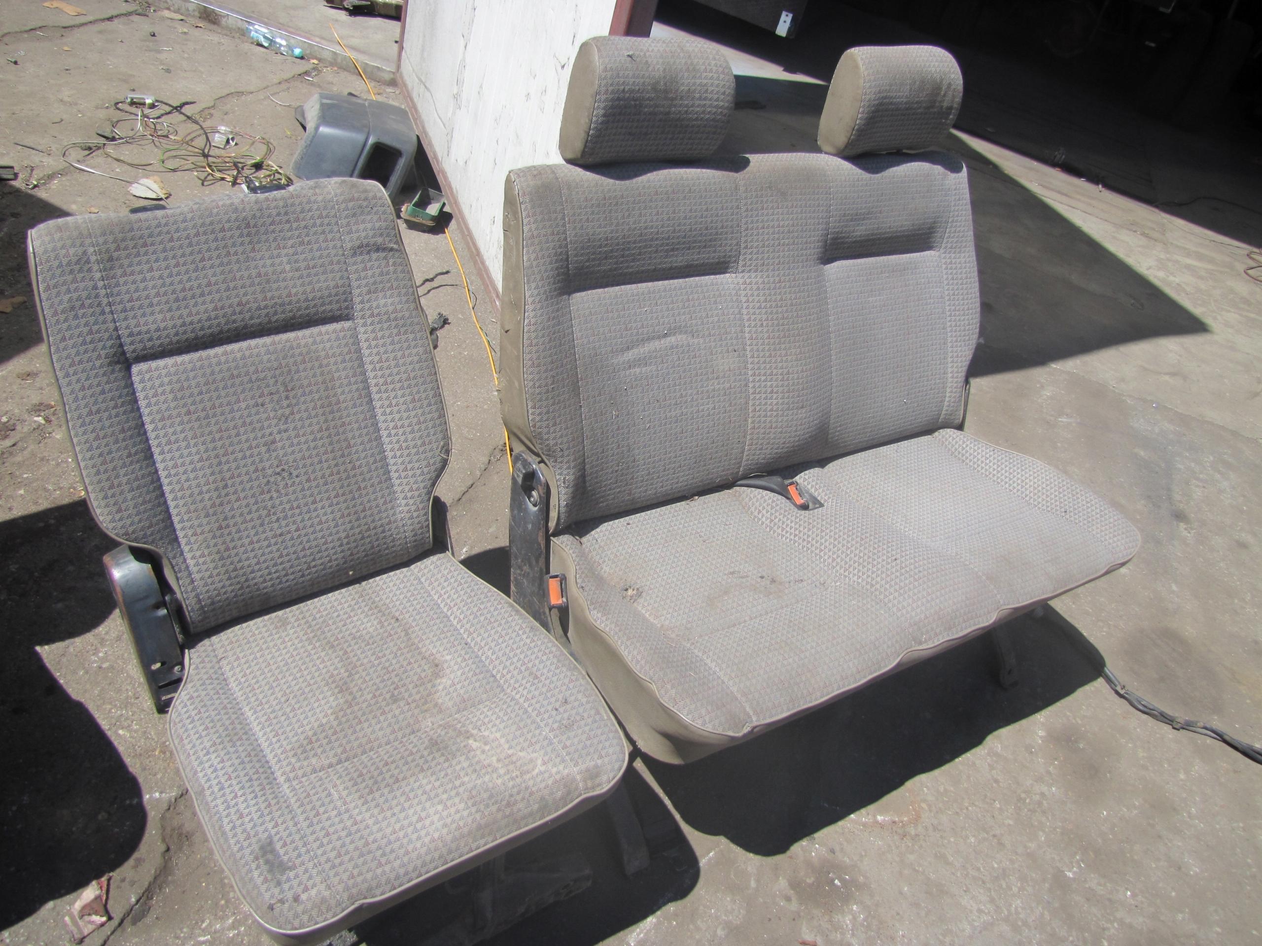 Fotel Kanapa Vw T4 Caravelle Transporter 4 2 Rząd