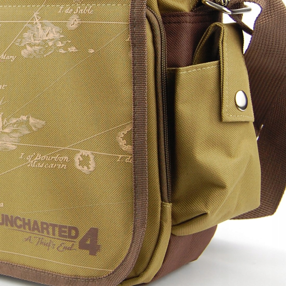 f2c2cbac24 TORBA MESSENGER BAG UNCHARTED 4 THIEF S END NOWA - 7219253834 ...