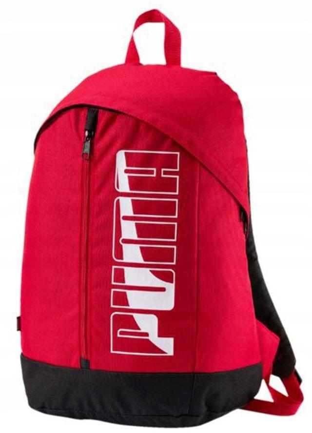 ecbe1a58bfb9b Puma Plecak Puma Pioneer Backpack II czerwony (074 - 7460135508 ...