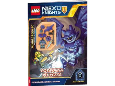 Lego Nexo Knights Potworna Potyczka Promocja 7366409363