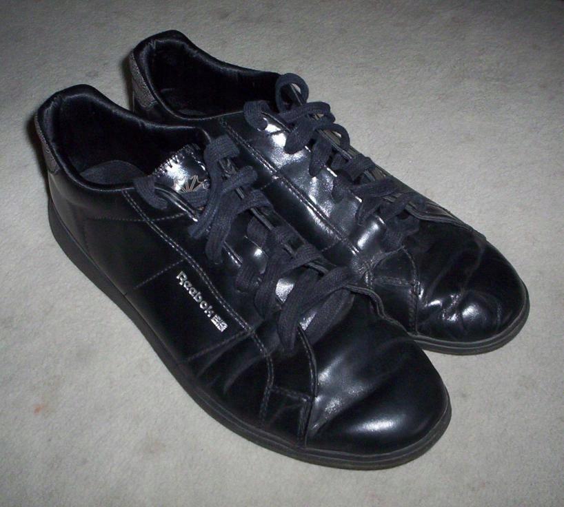 c04cc18e REEBOK buty czarne sneakersy damskie 40 adidasy - 7600397515 - oficjalne  archiwum allegro