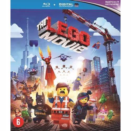 BLU-RAY Animation - Lego Movie Bilingual +Uv