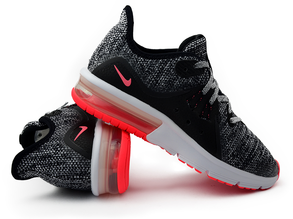 newest f7fbd a7c90 Buty Nike AIR MAX SEQUENT 3 (GS) r36,5 do biegania