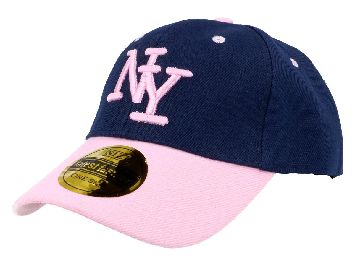 niesamowity wybór 50% zniżki sprzedaż obuwia Czapka z daszkiem DAMSKA bejsbolówka haft New York ...