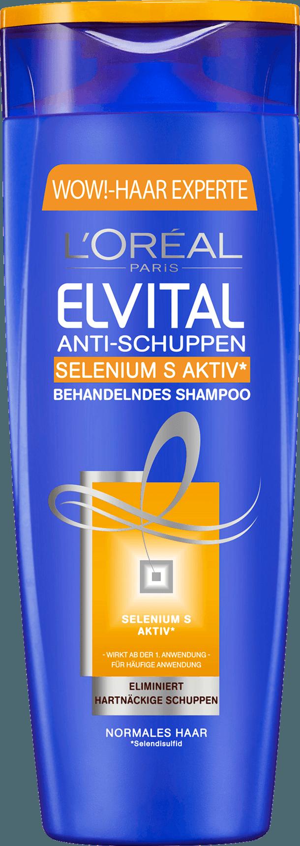 elvital anti schuppen selenium s aktiv