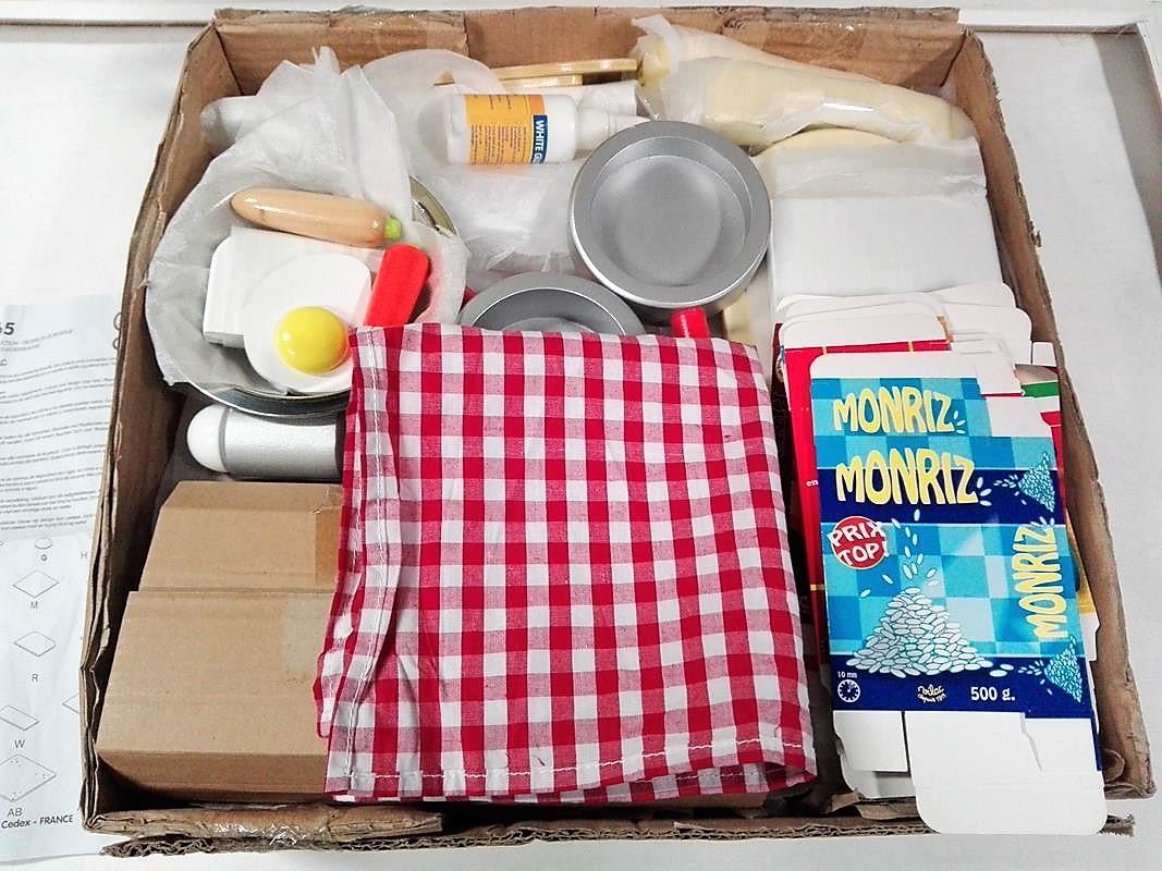 VILAC Kuchnia Drewniana Cuisine Duo z Akcesoriami - 7257586628 ... on