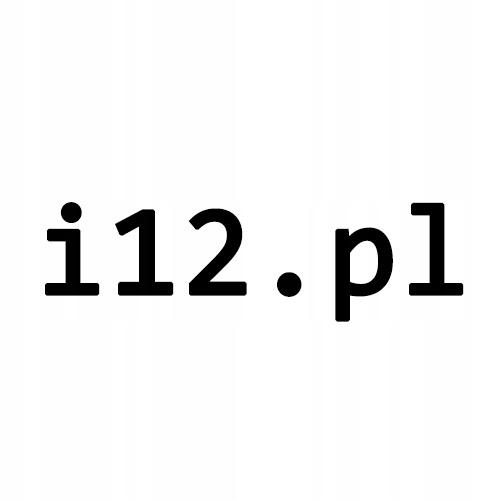 i12.pl - Krótka domena trzyznakowa