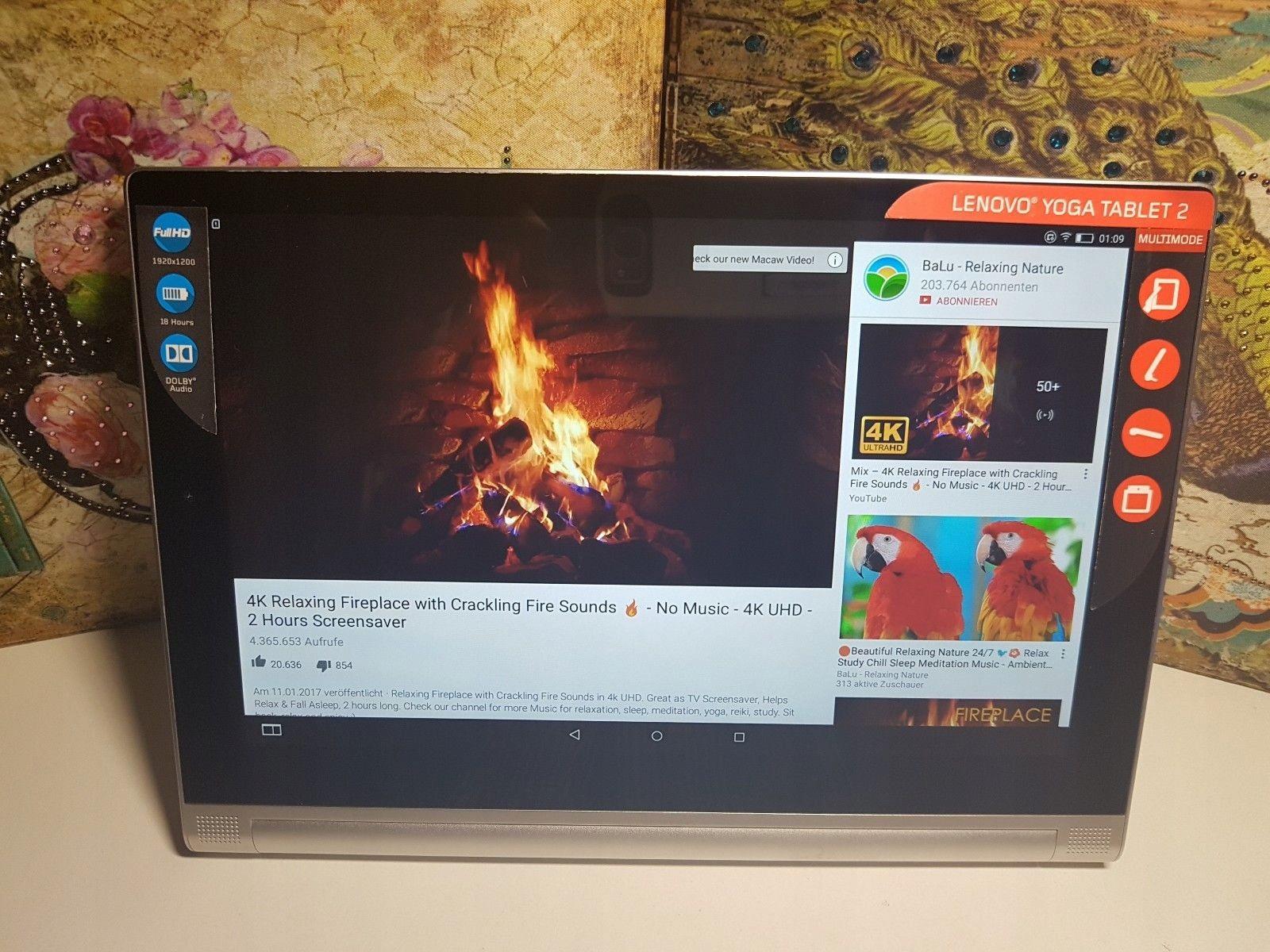 Lenovo Yoga Tablet 2 1050L 16GB ROM, 2GB RAM FV23