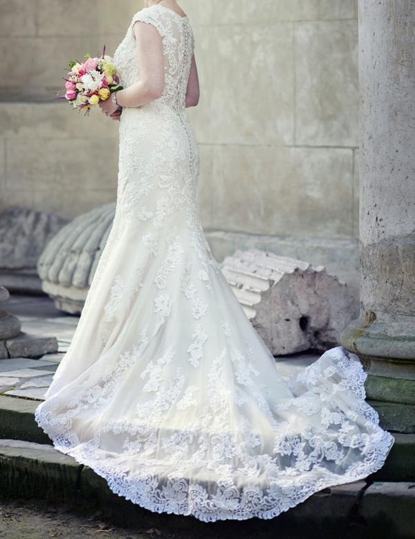 6cffba2d03 Elegancka Suknia Ślubna Morilee By MadelineGardner - 7552263514 ...