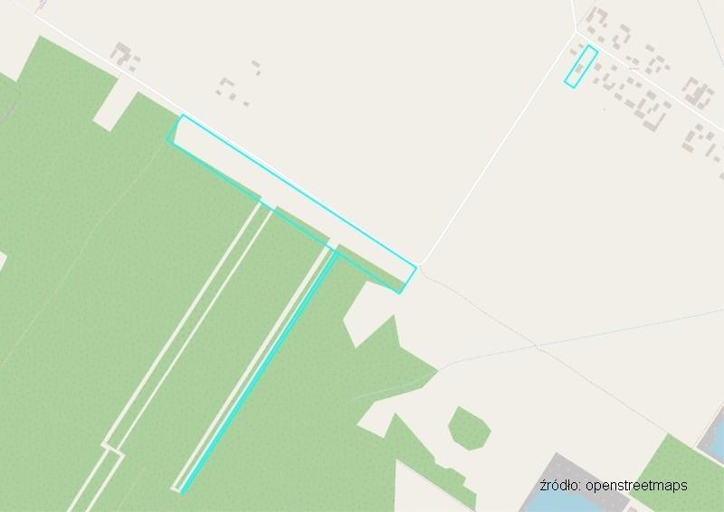 Działki B-R-Ls (3,30ha) + budynek (~177m2)