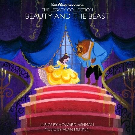 OST Beauty And The Beast DISNEY LEGACY 2CD prezent
