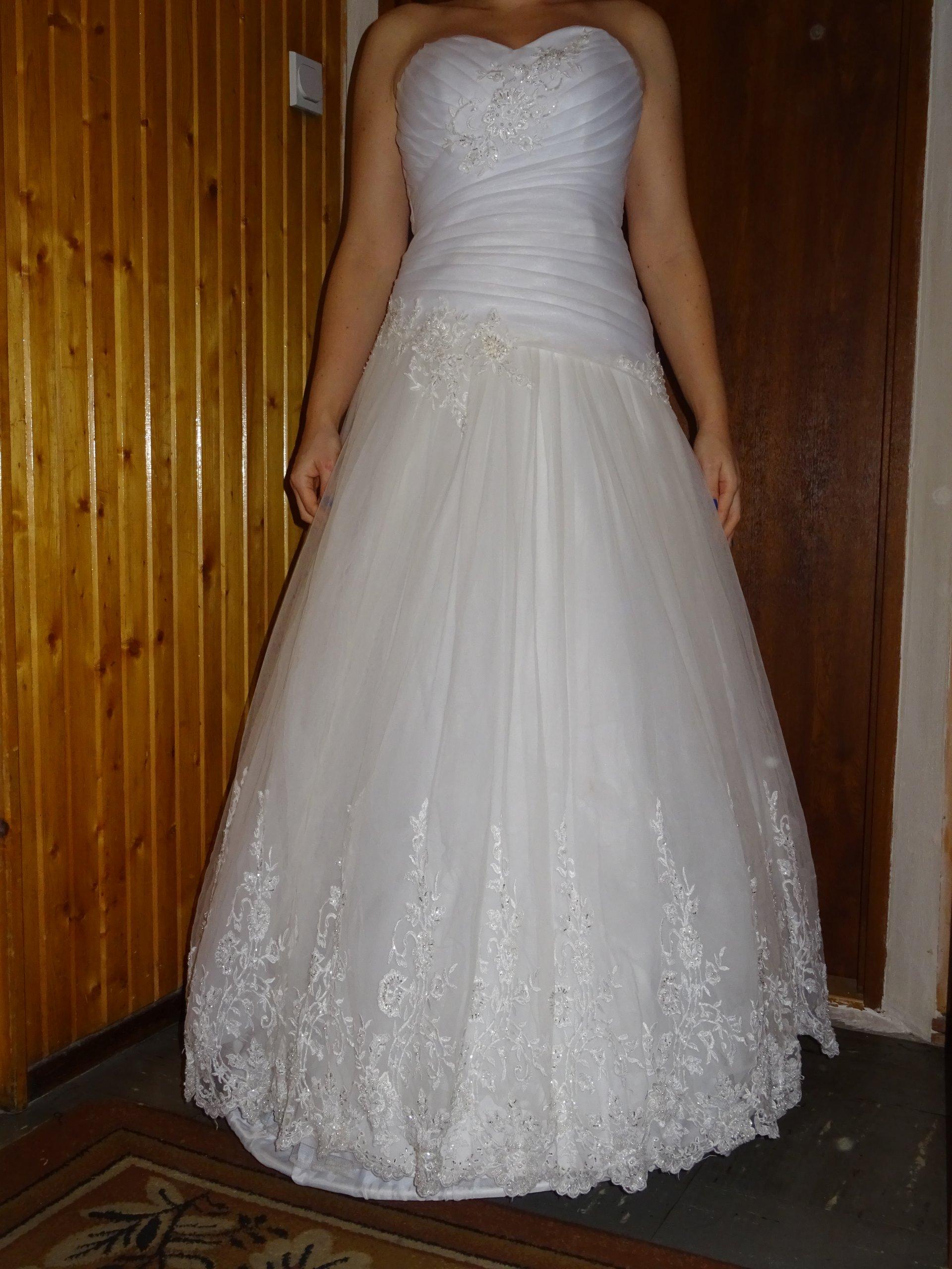 Suknia ślubna Agora Elle Rozmiar 38 7242513429 Oficjalne