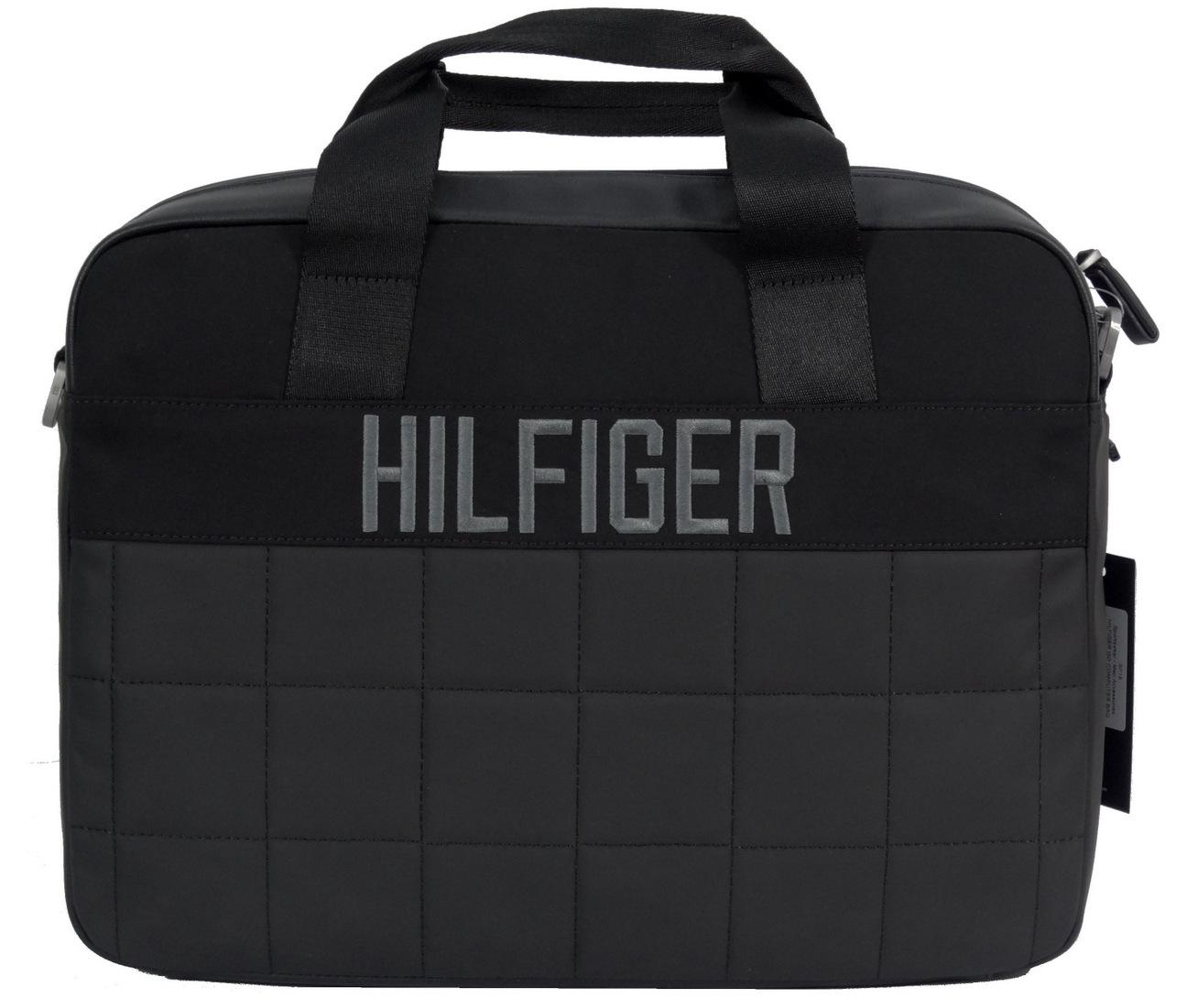 047682723cde6 TOMMY HILFIGER torba męska do laptopa