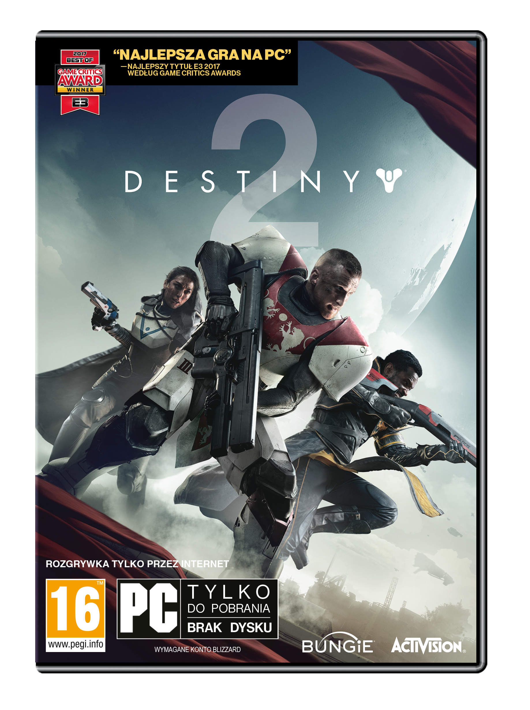 Gra Destiny 2 PC