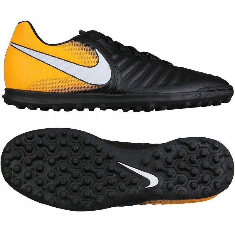 najlepsza wyprzedaż lepszy oficjalny dostawca Buty piłkarskie Nike TiempoX Rio IV TF r.44 - 7450576943 ...