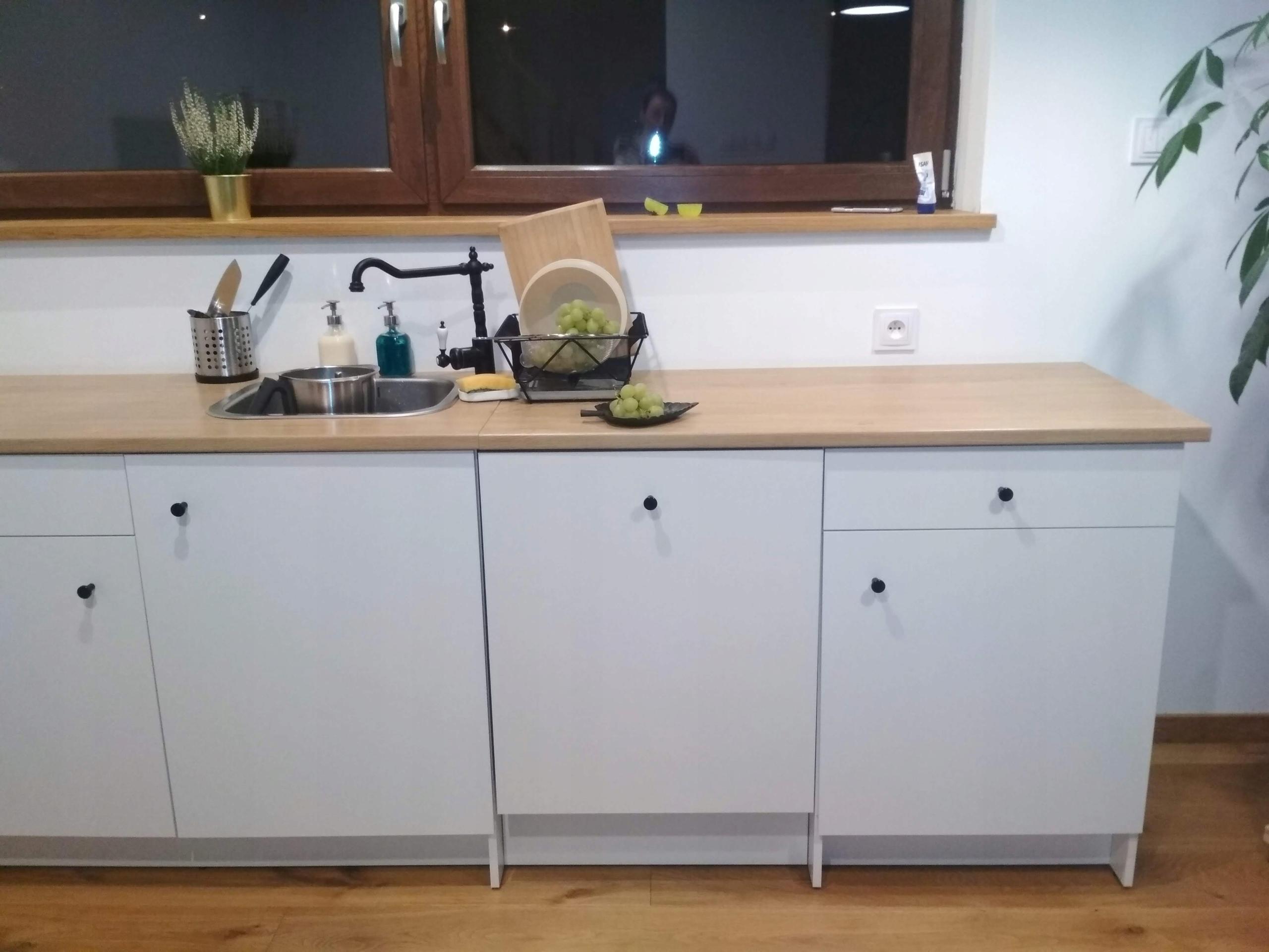 Kuchnia Ikea Biała Mat