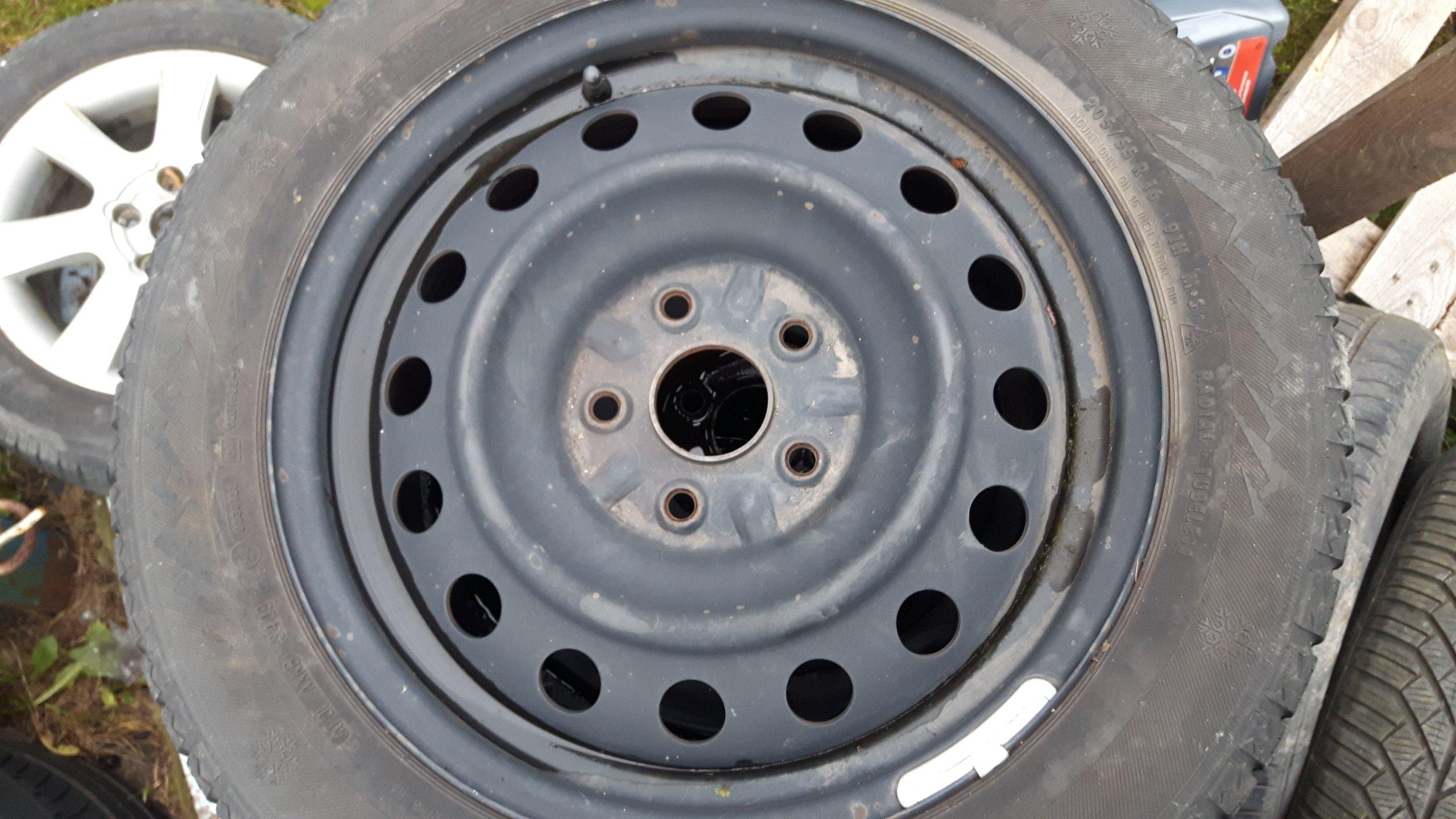 Felgi Koła Opony Toyota Auris 2008 5x1143 Zr 16 7099316087