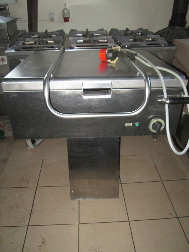 Nowość patelnia elektryczna gastronomiczna KROMET PE 025 - 7281213002 XK77