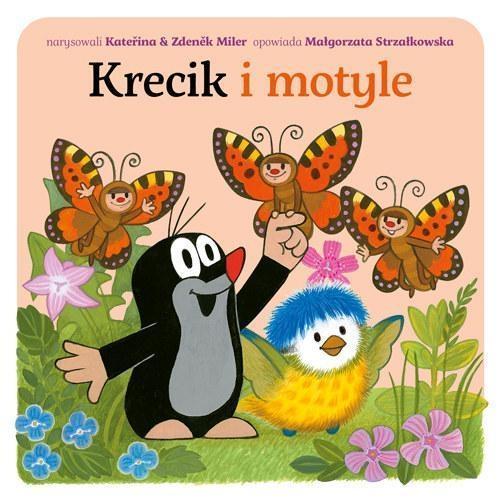 Krecik I Motyle Bajka Małgorzata Strzałkowska 7142865802