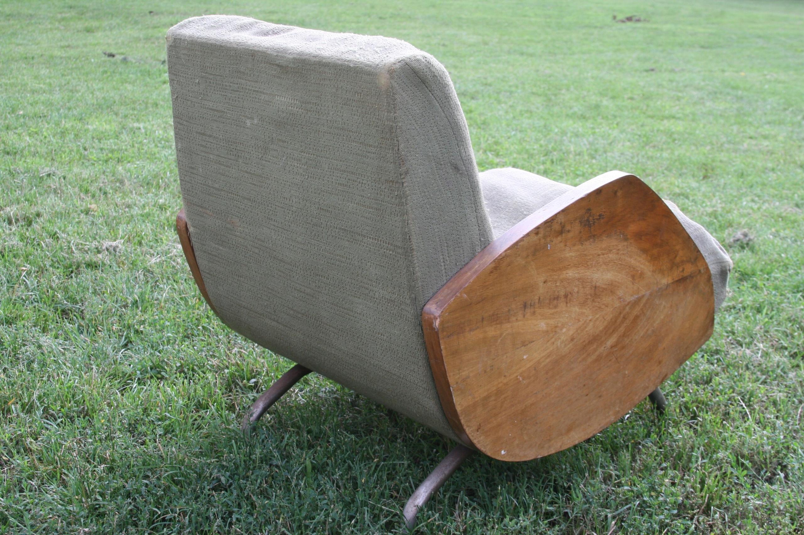 Fotel R360 Proj Różański