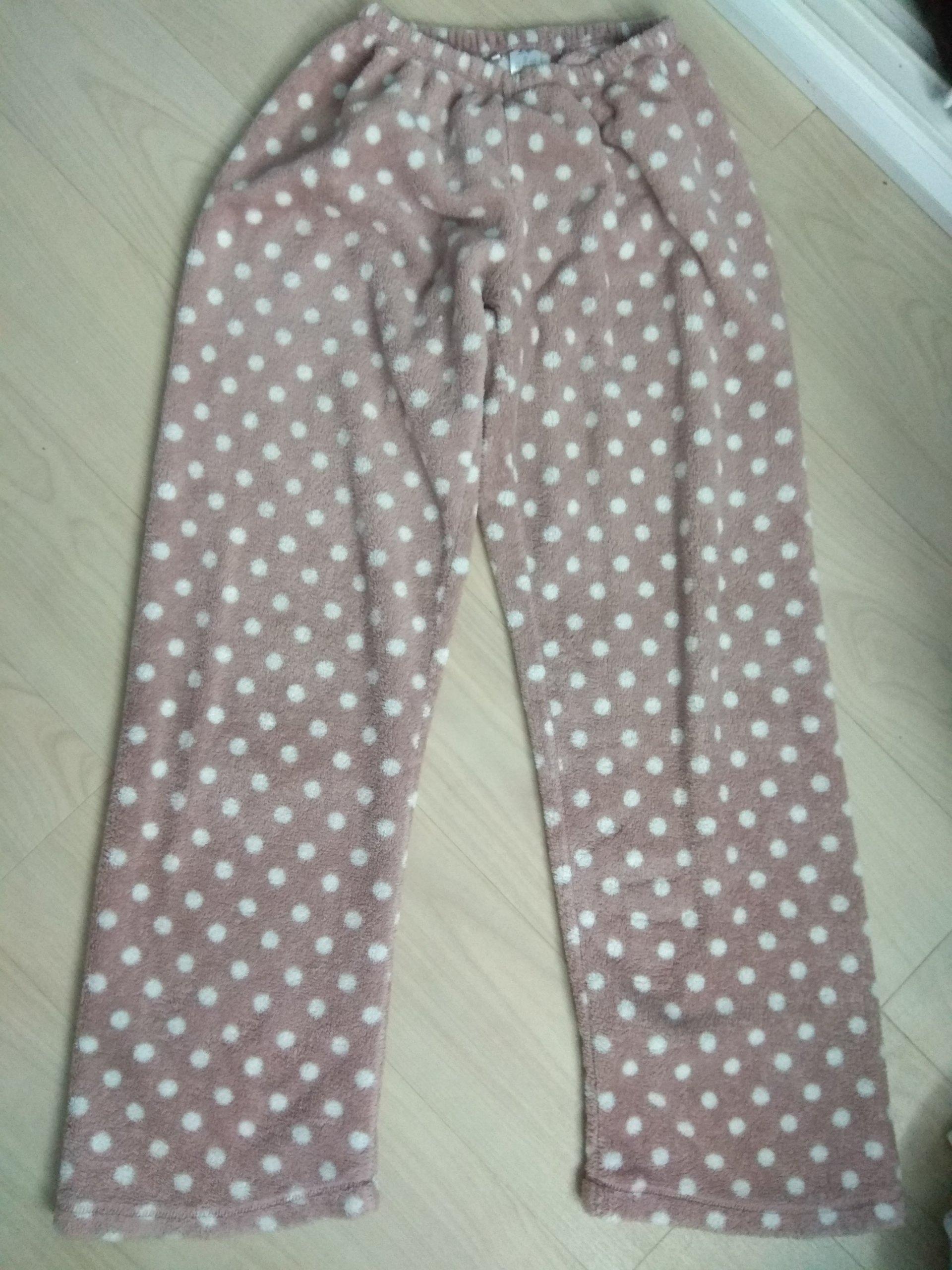 8d3aa3615186be spodnie polarowe piżama M 38 LOVE TO LOUNGE - 7040220144 - oficjalne ...