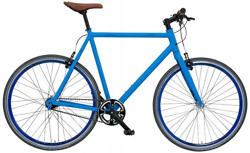 Rowery trekkingowe BBF Urban 1.0 Niebieski 47