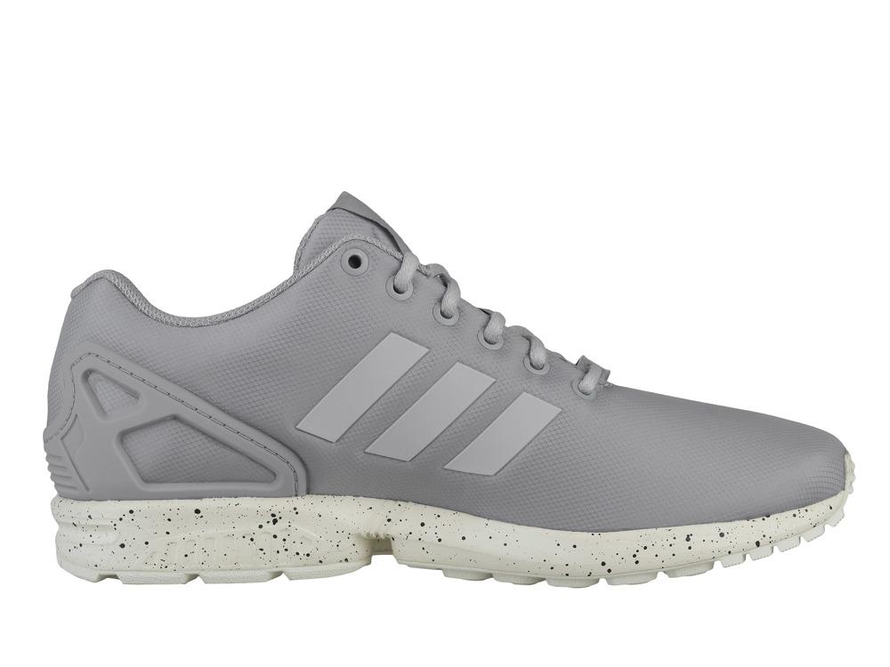 4abd928eede9b buty męskie Adidas ZX Flux szare r. 46 2/3 S31517 - 7015431007 ...
