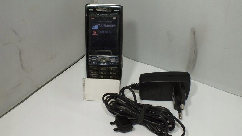 TELEFON SONY ERICSSON K800I ORANGE