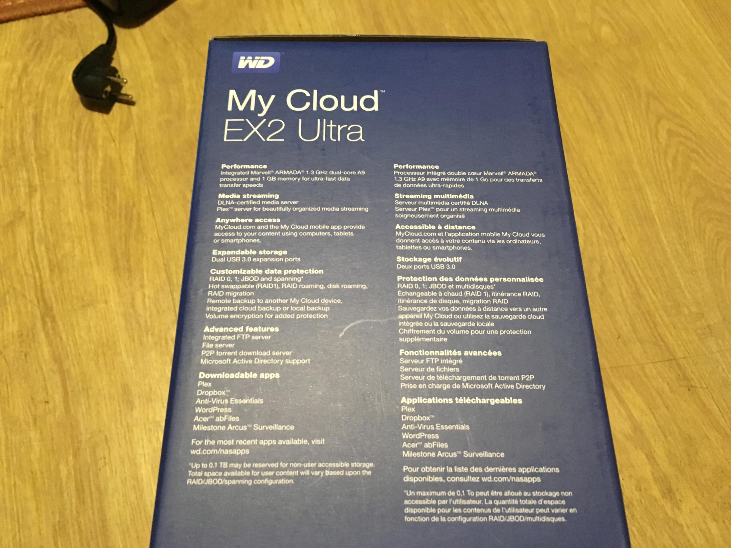 Serwer Western Digital WD My Cloud EX2 Ultra !!!!
