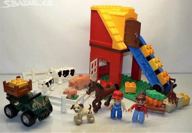 Lego Duplo 4975 Farma Taśmociąg 7071448349 Oficjalne Archiwum