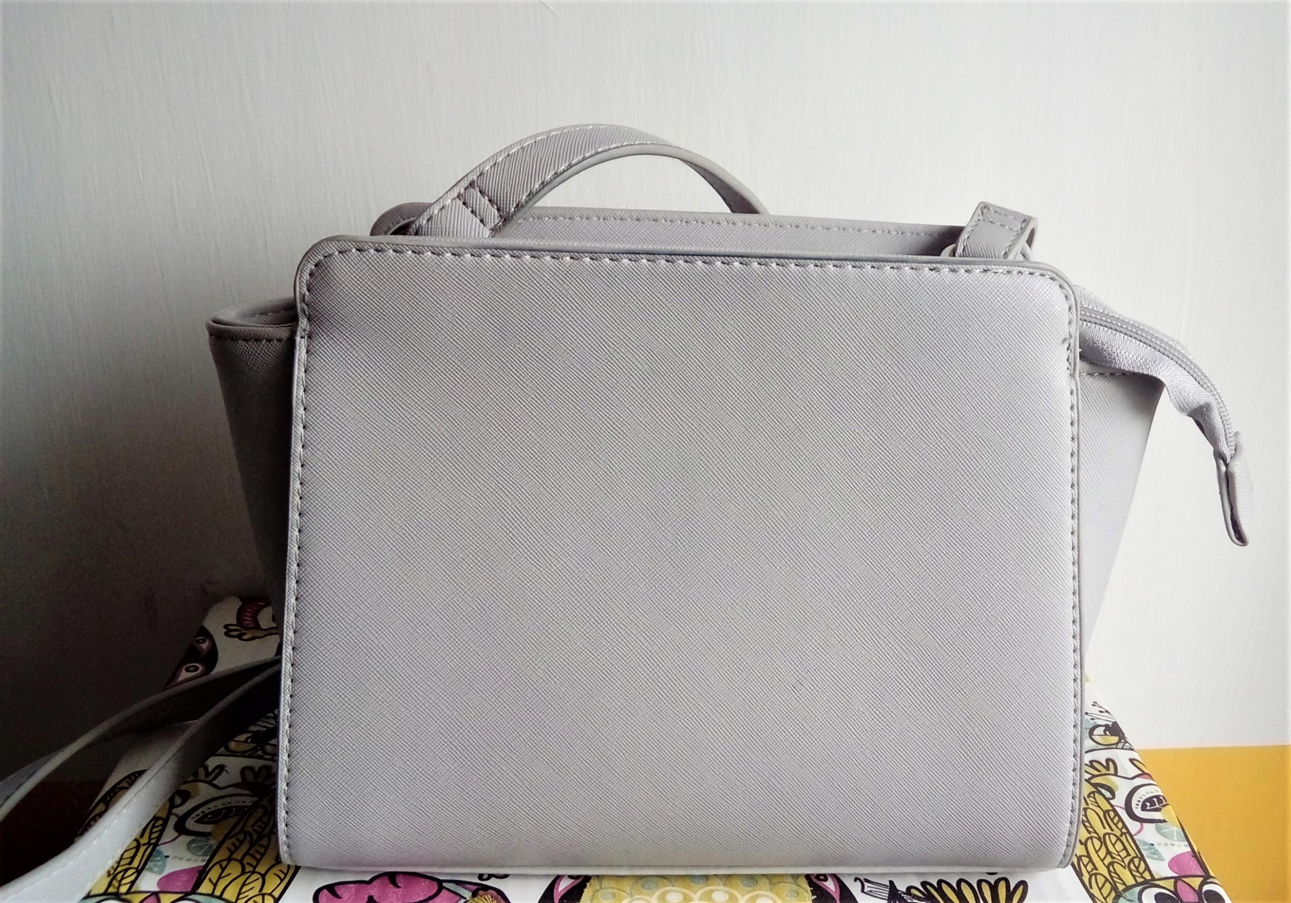 a6c7919912c80 Szara torba Cropp listonoszka klasyczna basic - 7670217985 ...