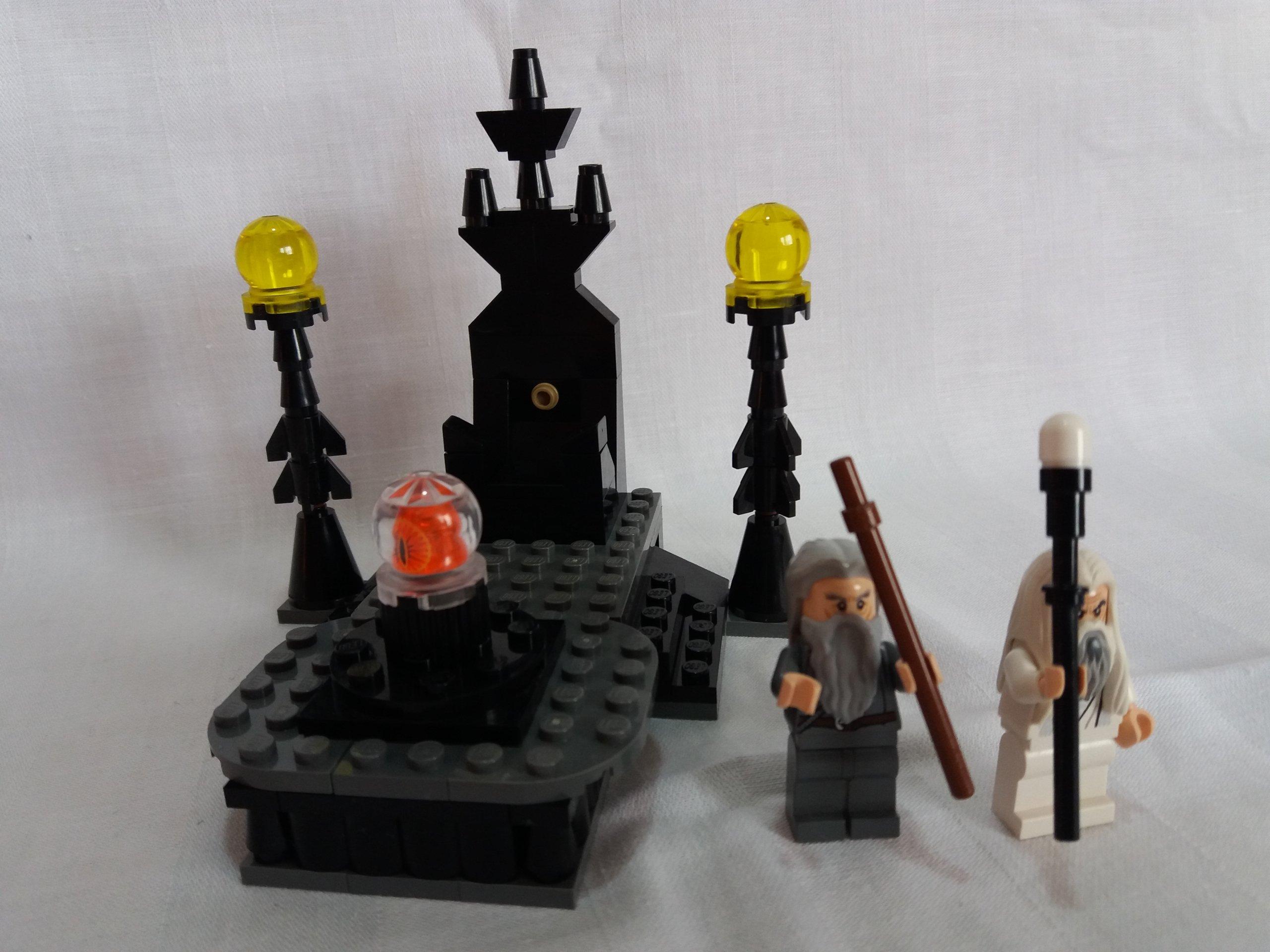 Lego Władca Pierścieni Lotr 79005 The Wizard Battl 7175884122