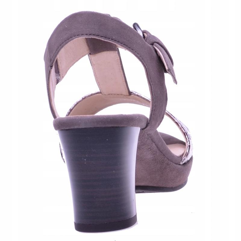 lace up in sale usa online authentic quality WYPRZEDAŻ ! SANDAŁY GABOR 62.394.13 R. 38 - 7520059897 ...