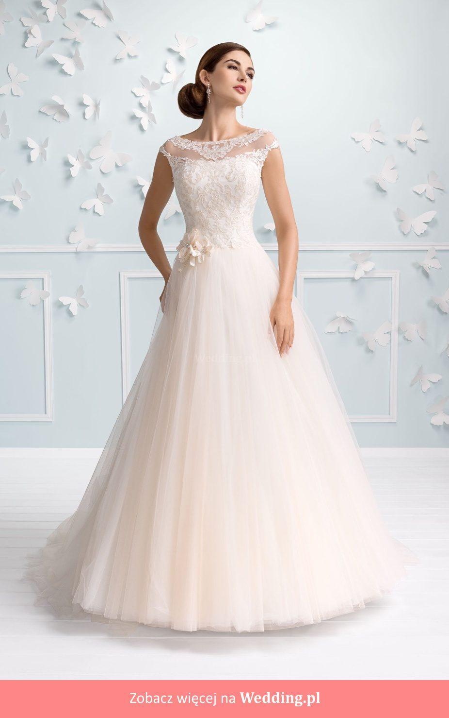 298d21bdaf Suknia ślubna Elizabeth Passion biała - 7530788101 - oficjalne ...