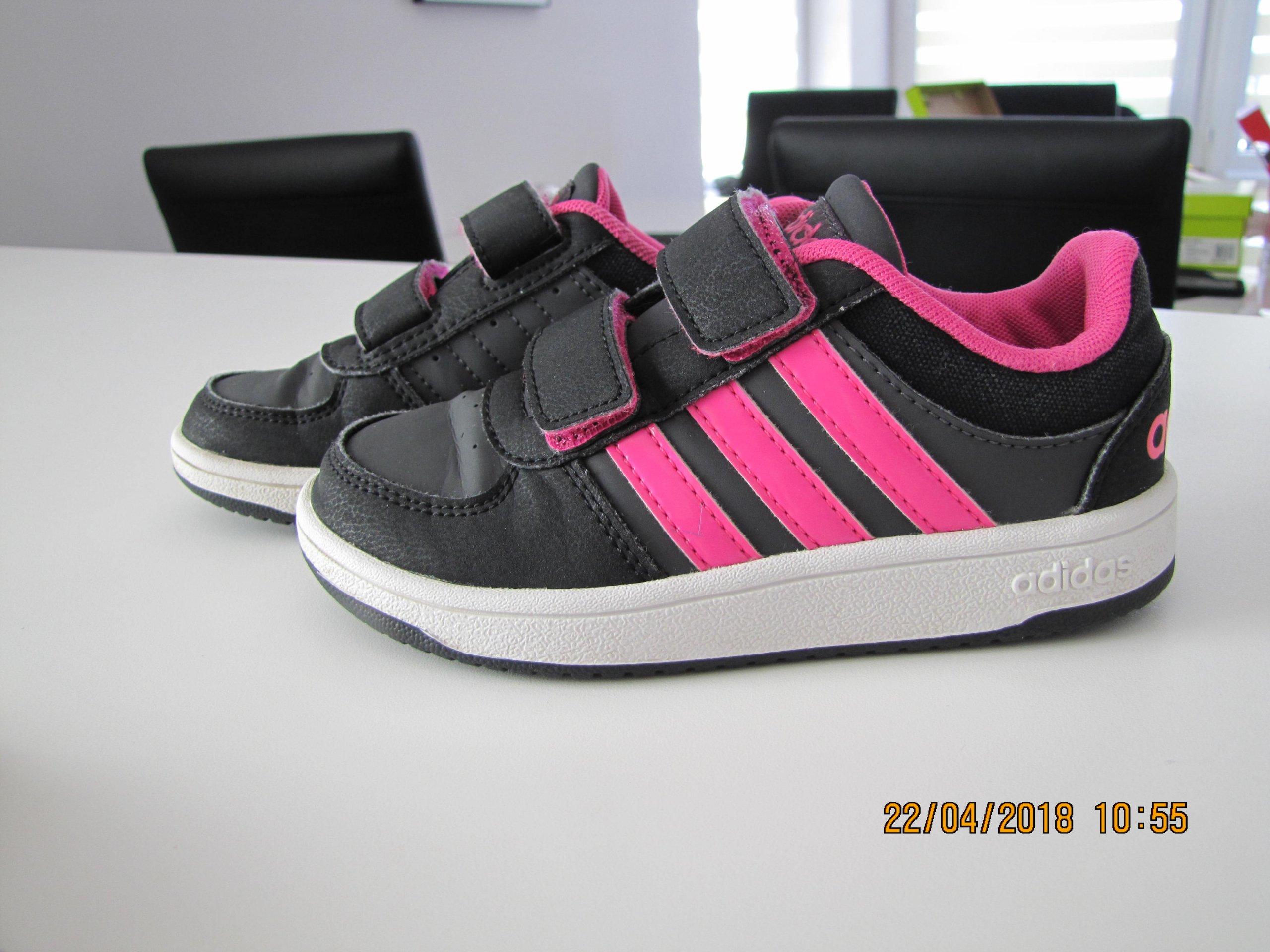 dc717339d5a9c Buty adidas dziewczęce rozmiar 28 - 7305977788 - oficjalne archiwum ...