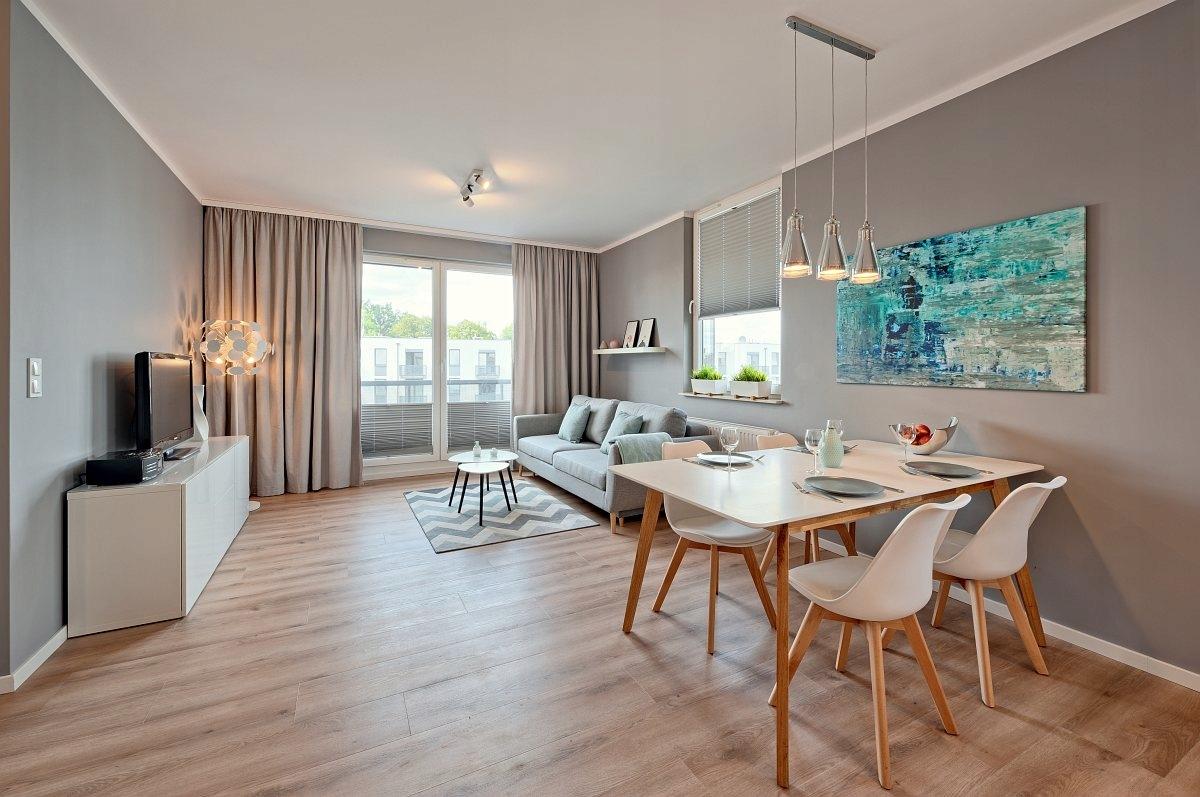 Ekskluzywne mieszkanie w Szczecinie dla 4 osob
