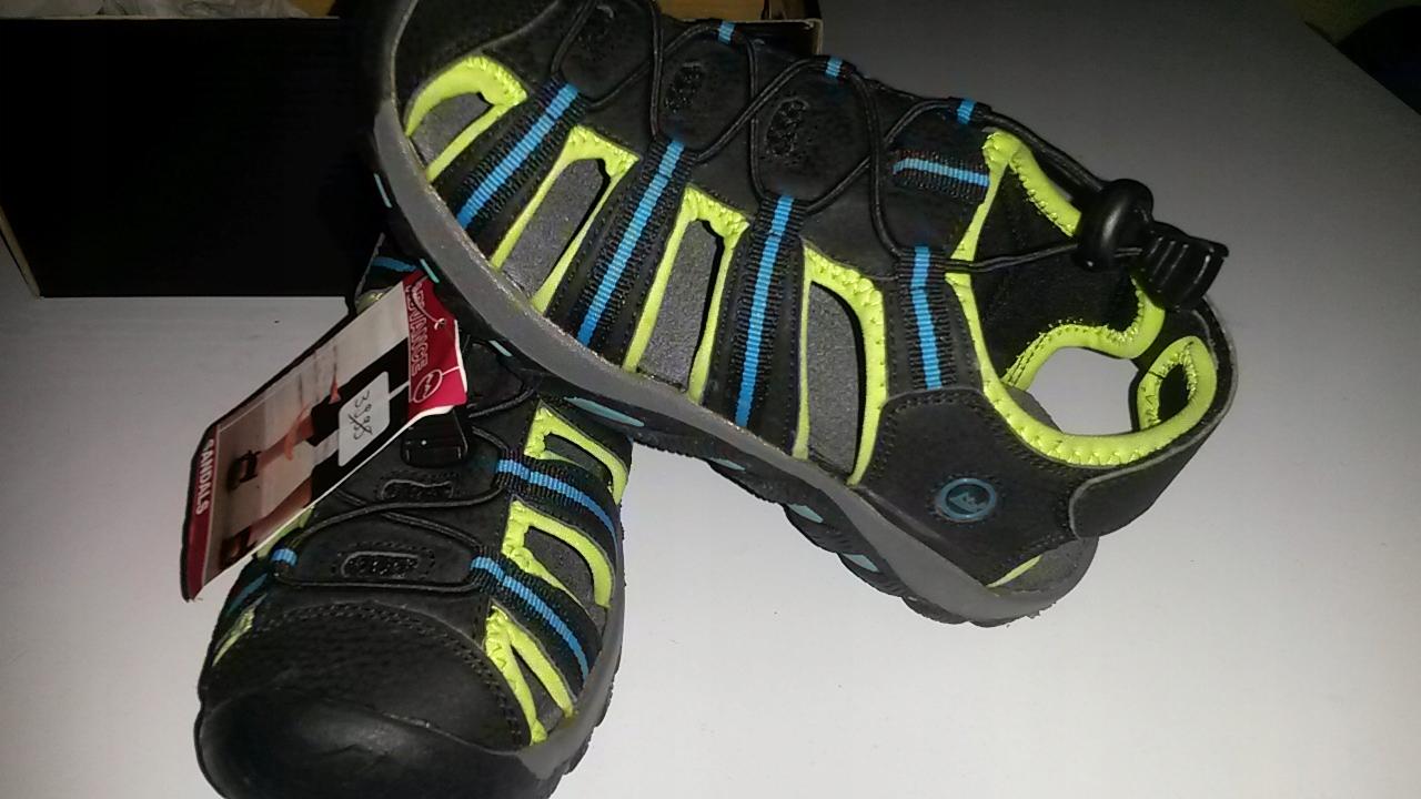 8c237107 NOWE firmowe sandały dla dzieci High colorado 35 - 7431733722 ...