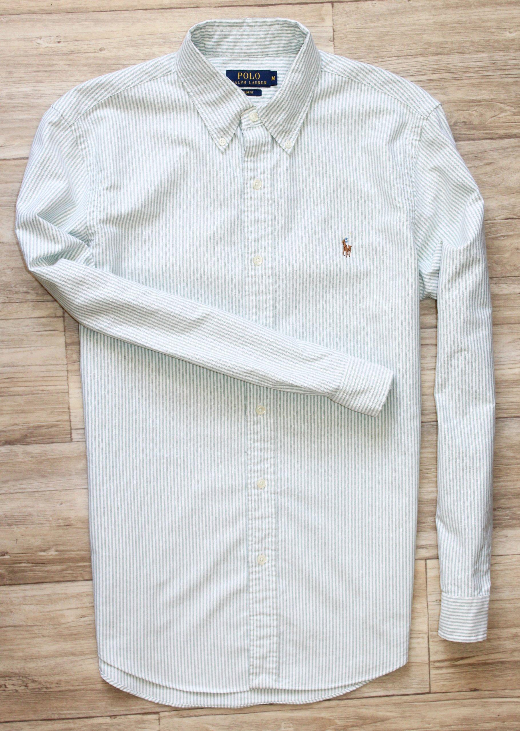 385ec6903 Koszula Ralph Lauren M slim fit oryginał idealna - 7373547414 ...