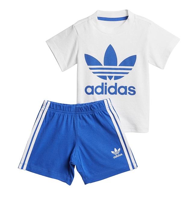 komplet dziecięcy adidas CE1995 92cm timsport_pl