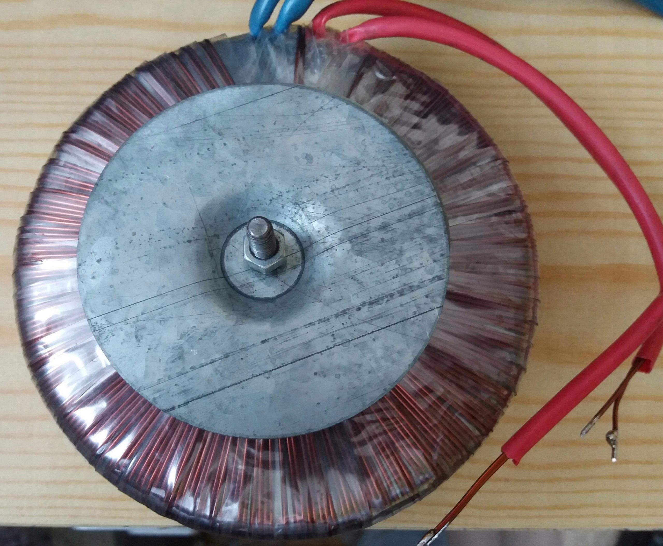 Transformator toroidalny TS150W 24V/6A