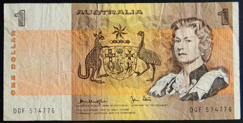 1979 Australia Elżbieta II - 1 dolar