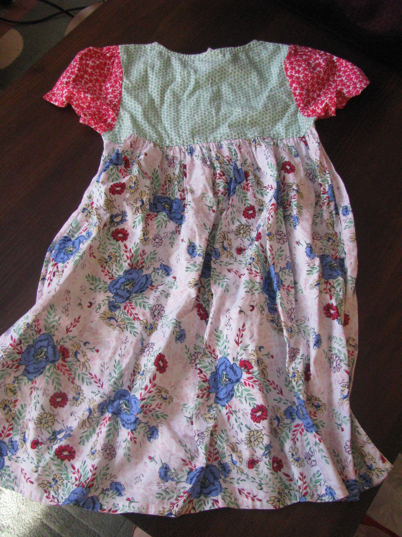 e3f4bb6e77 Śliczna Letnia  Sukienka 5 122 CM - 7111950658 - oficjalne archiwum ...