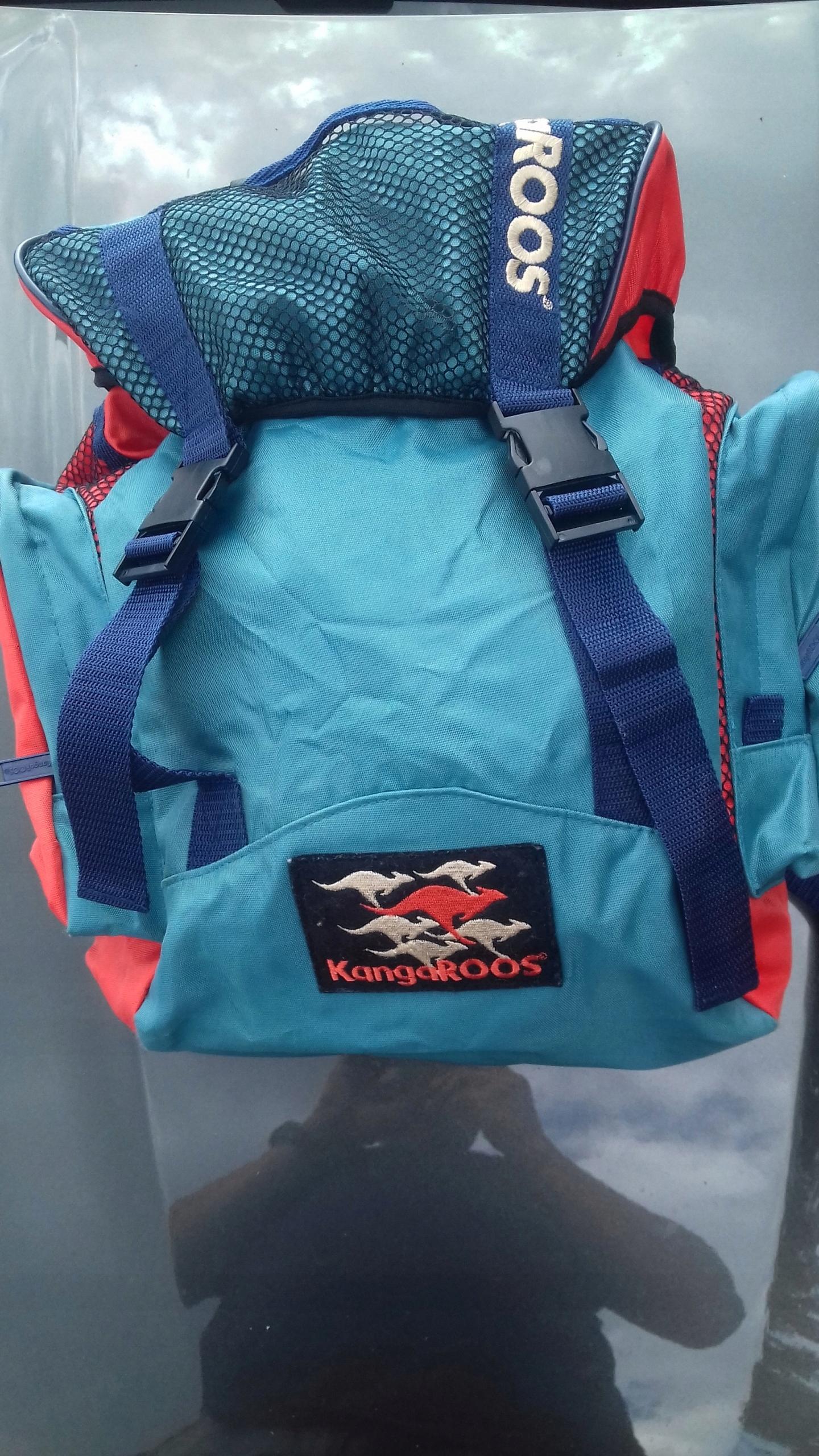 d305286afba22 Plecak sportowy KANGAROOS - 7443898318 - oficjalne archiwum allegro