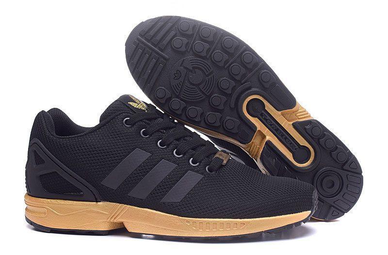 adidas zx flux gold damskie allegro
