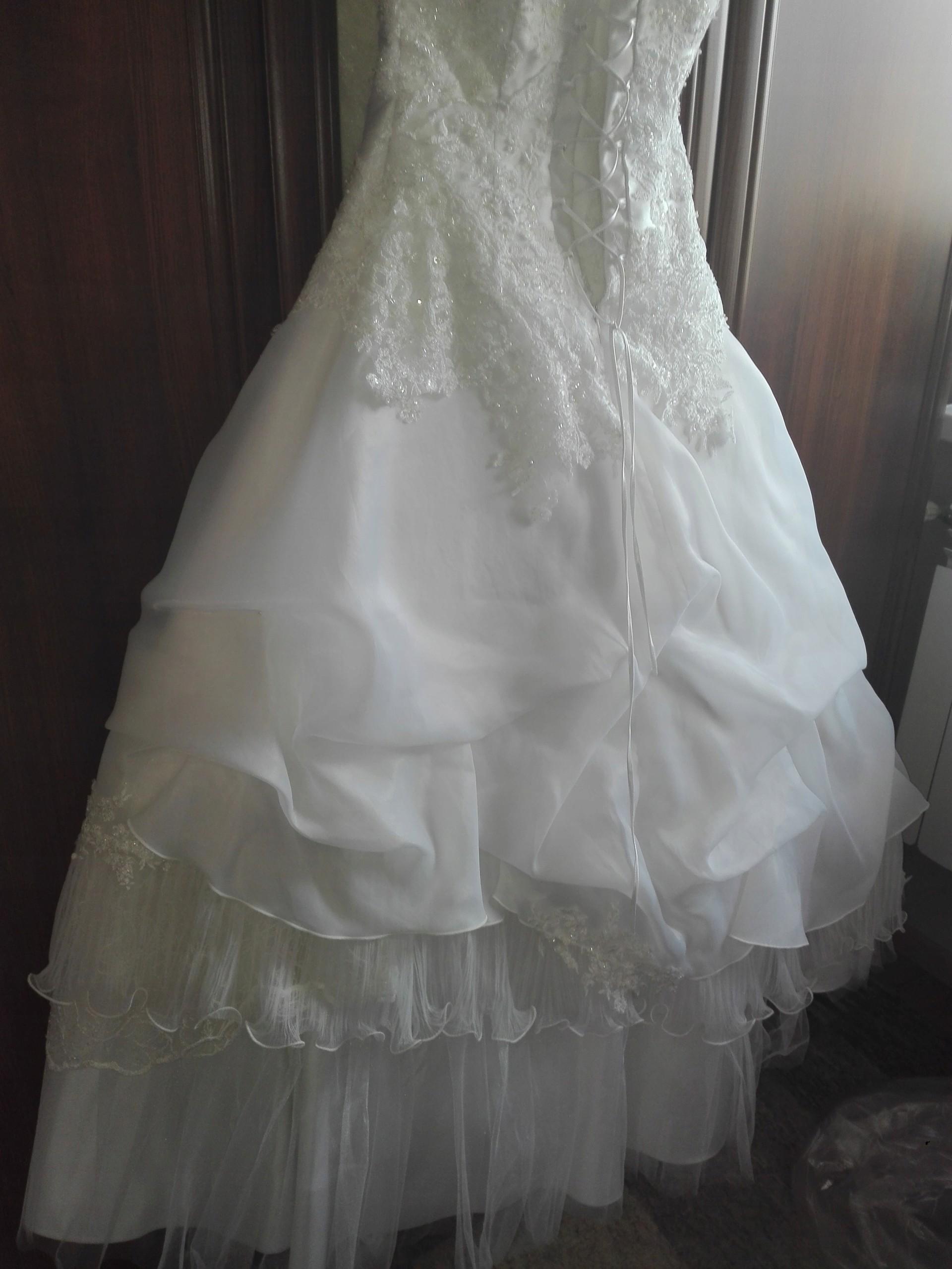 b2136dd407 Suknia ślubna Princess 36 40 7472338601 Oficjalne Archiwum Allegro