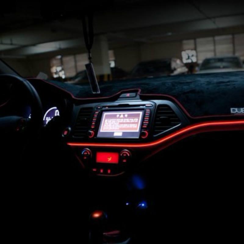 Nowość Na Rynku Oświetlenie Wnętrza Samochodu Led