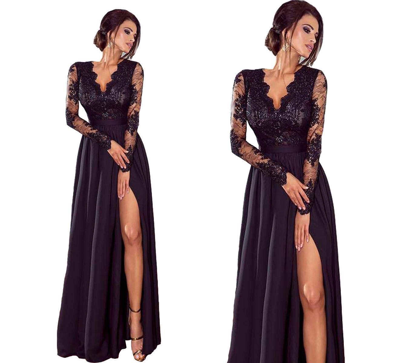 4131b14c9c Sukienka wieczorowa studniówka długa 36