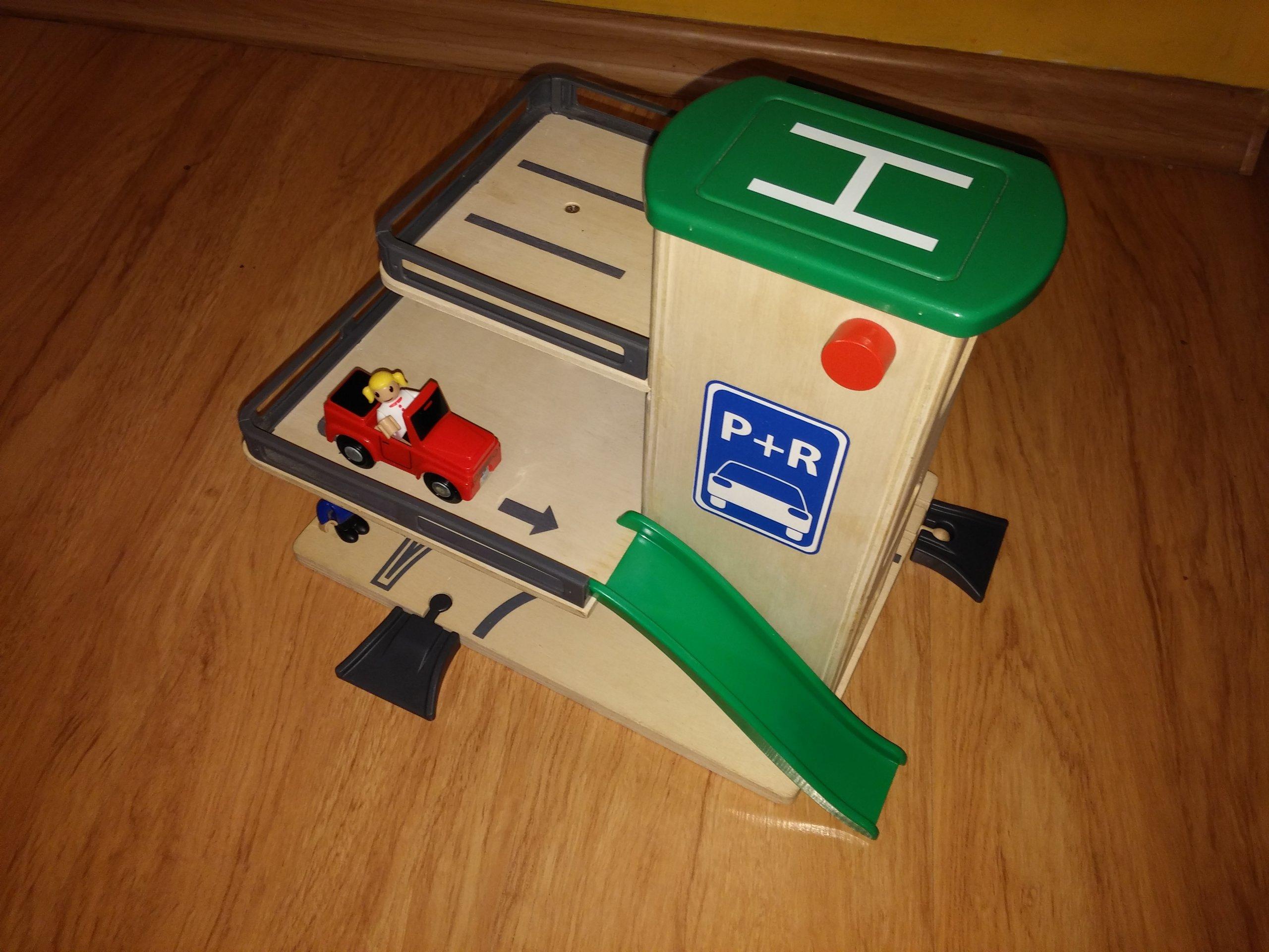 Parking Drewniany Play Tive Junior 7112331663 Oficjalne Archiwum