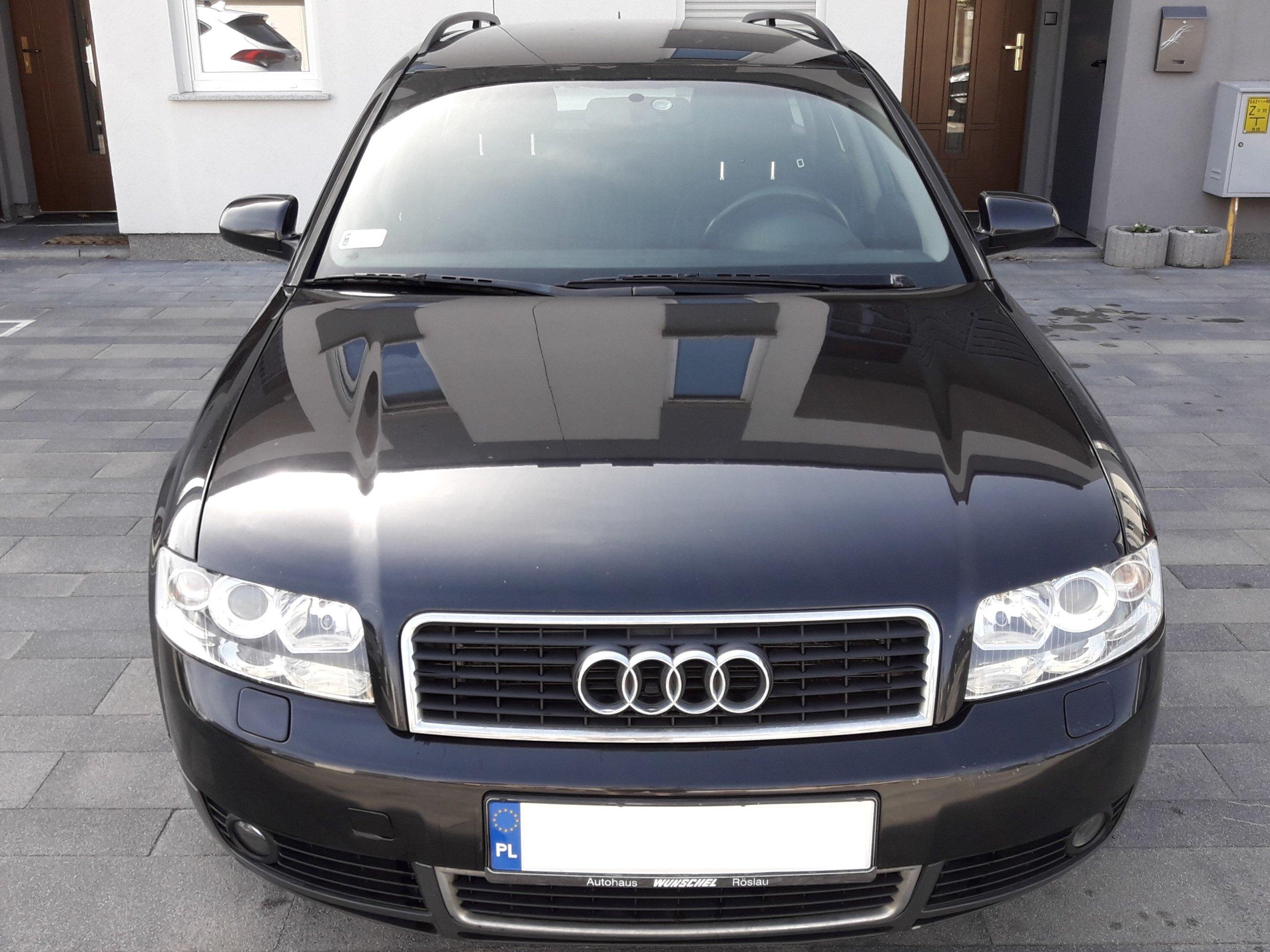 Audi A4 B6 Avant 18 T Lpg 163 Km 2003 R 7273425713