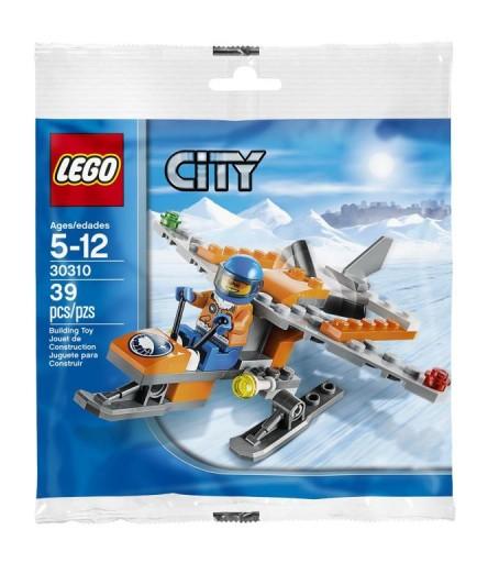 Lego City 30310 Mini Samolot Arktyczny Polybag 7231270894